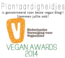 Vegan Awards 2014!